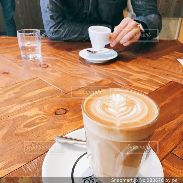 カフェの写真・画像素材[283676]