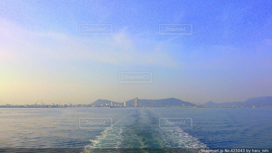 青空の写真・画像素材[425043]