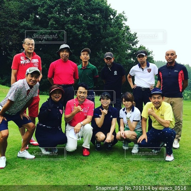 ゴルフの写真・画像素材[701314]