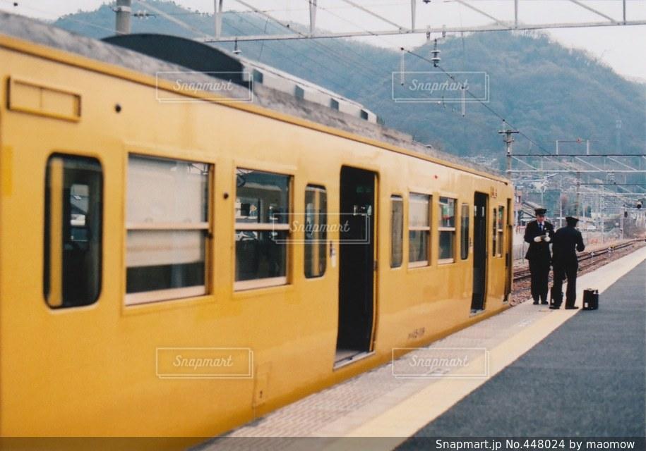 電車の写真・画像素材[448024]