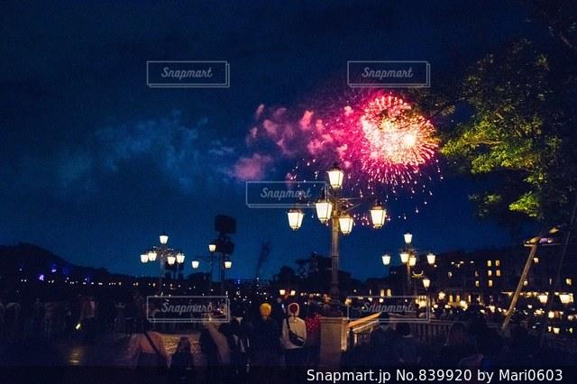 夜の写真・画像素材[839920]