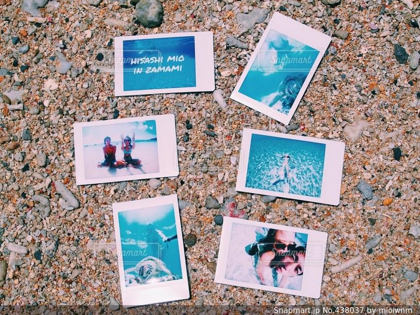 ビーチの写真・画像素材[438037]