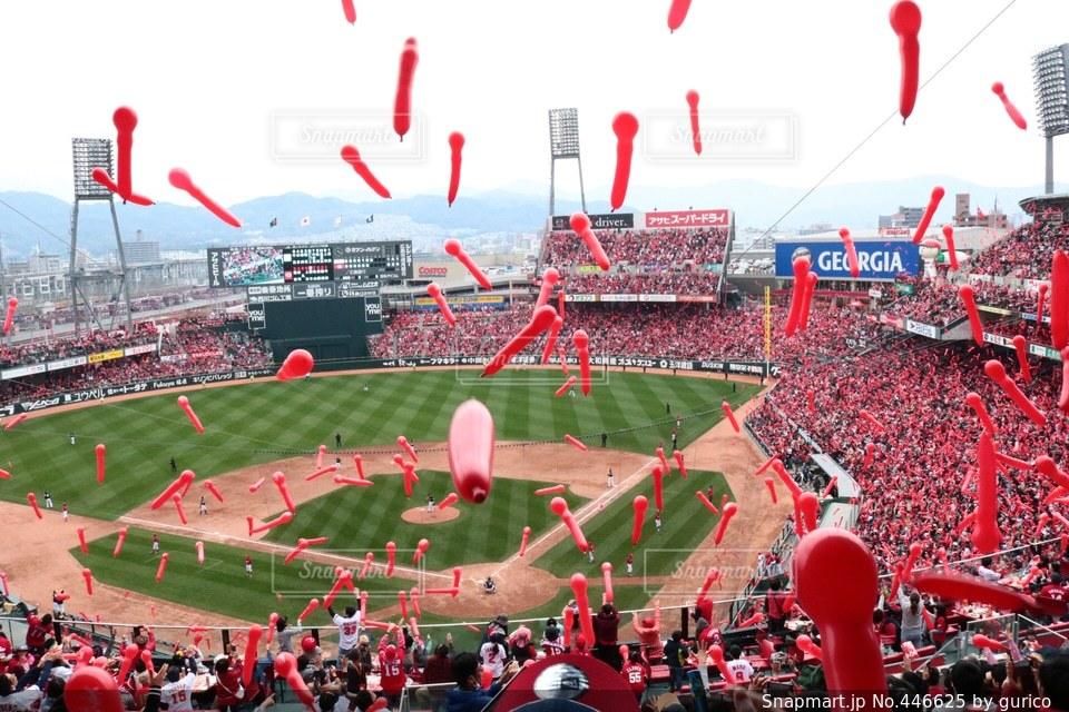 スポーツの写真・画像素材[446625]
