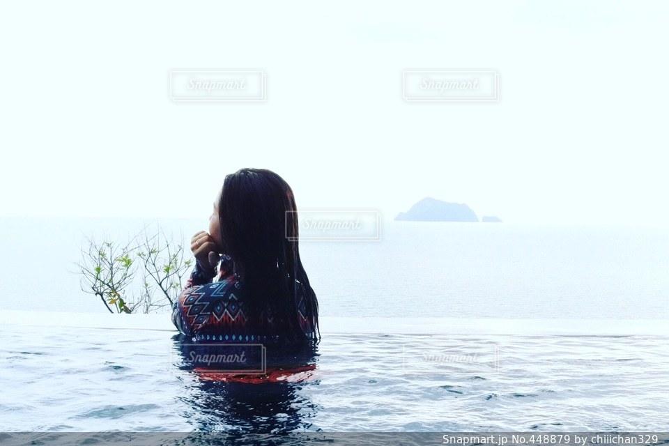 海の写真・画像素材[448879]