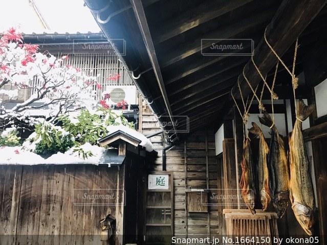 近くにれんが造りの建物のの写真・画像素材[1664150]