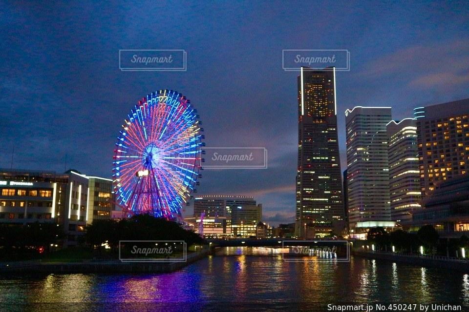 No.450247 夜景