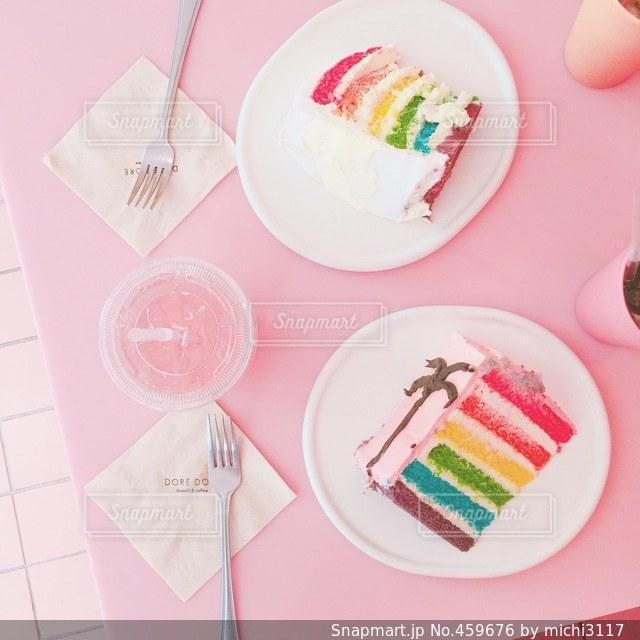 ケーキの写真・画像素材[459676]