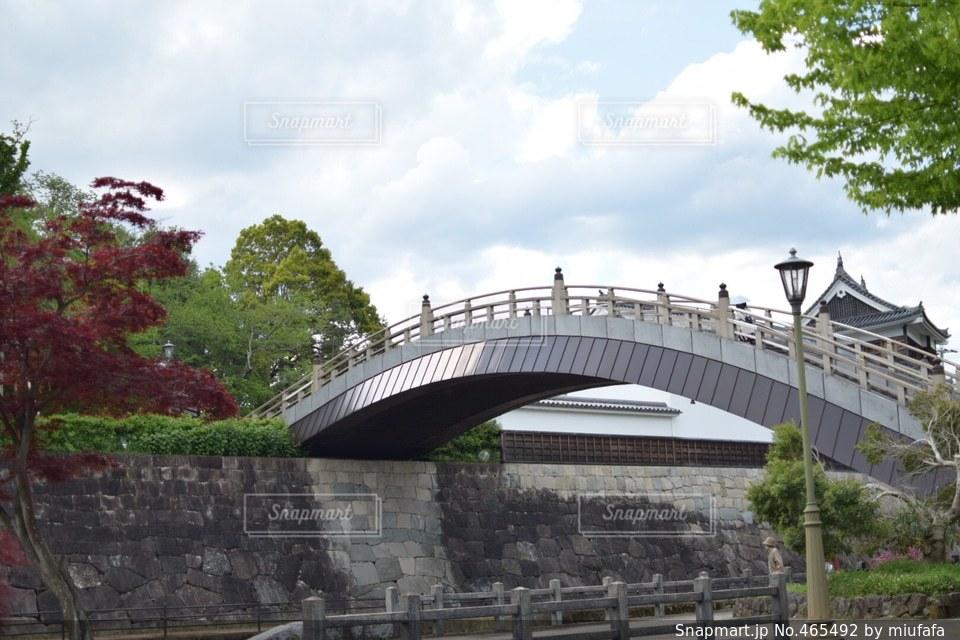 橋の写真・画像素材[465492]