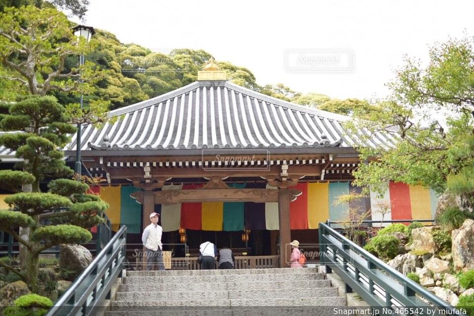神社仏閣の写真・画像素材[465542]