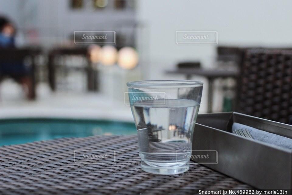 カフェの写真・画像素材[469982]