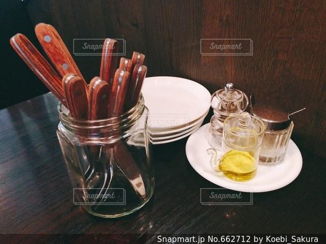 カフェの写真・画像素材[662712]