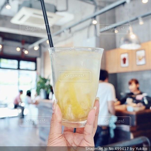 飲み物の写真・画像素材[499417]