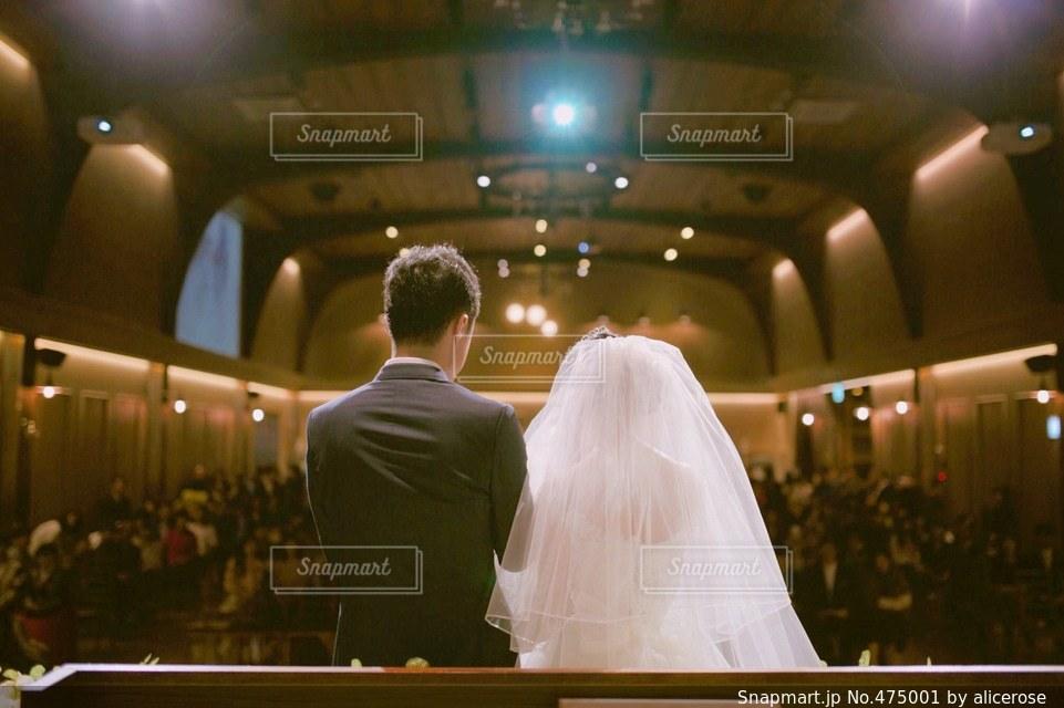 結婚式 - No.475001