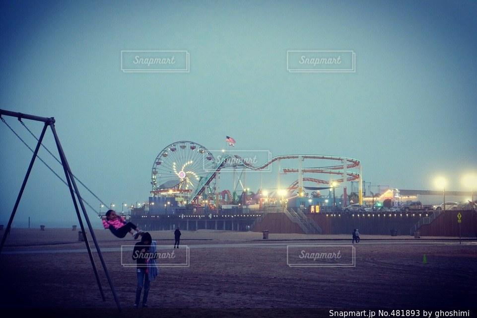 ビーチの写真・画像素材[481893]