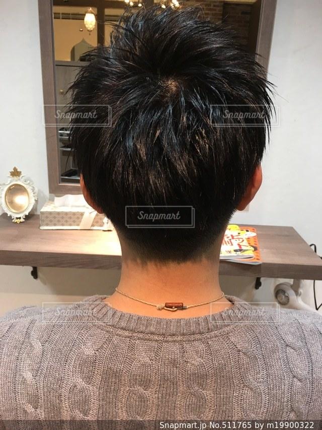 髪型の写真・画像素材[511765]