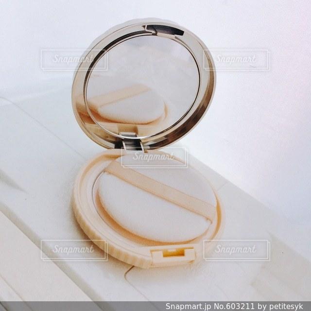 鏡の写真・画像素材[603211]
