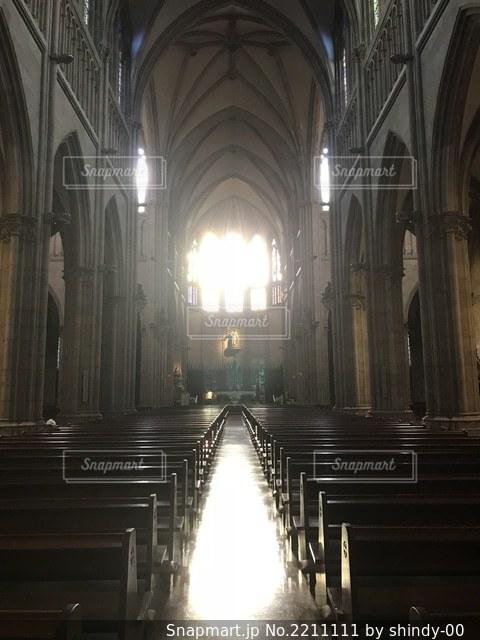大聖堂の写真・画像素材[2211111]