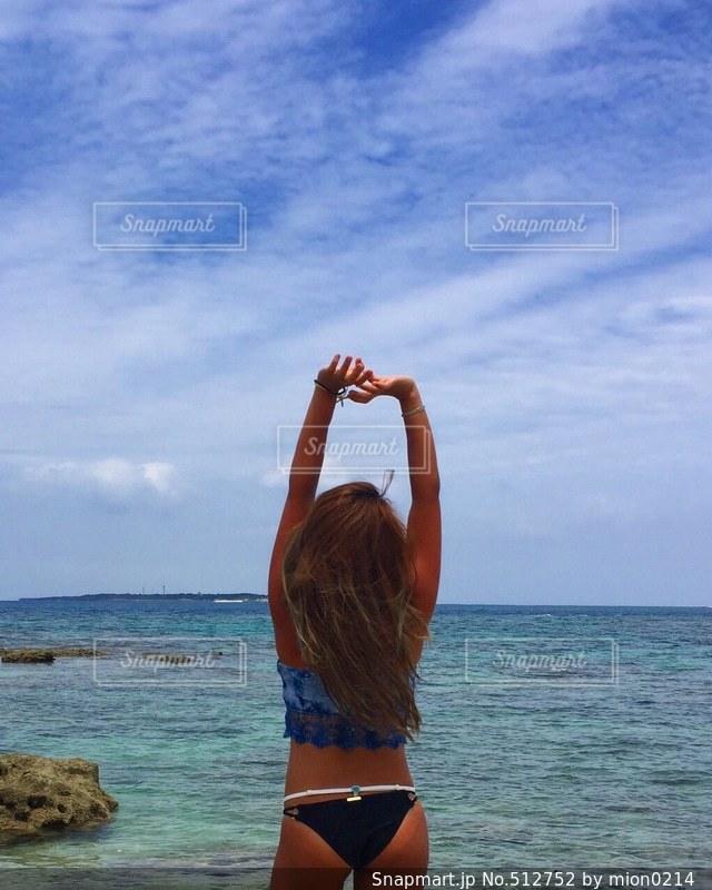 海の写真・画像素材[512752]