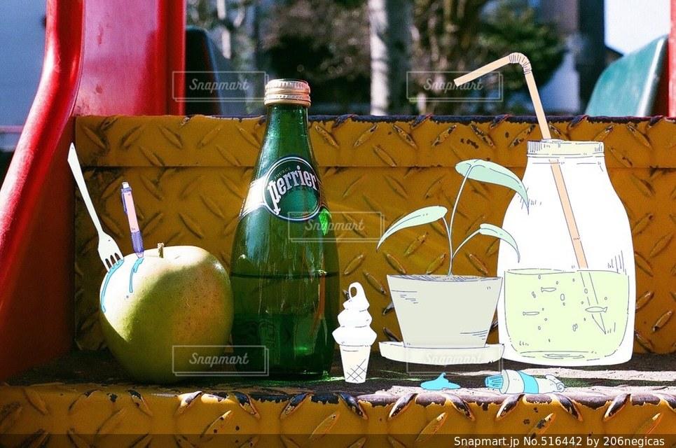 食べ物の写真・画像素材[516442]