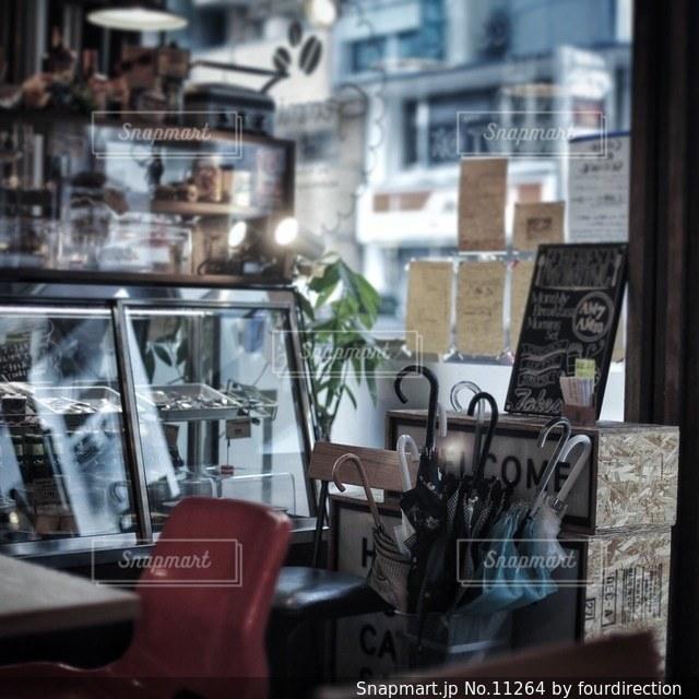 カフェの写真・画像素材[11264]
