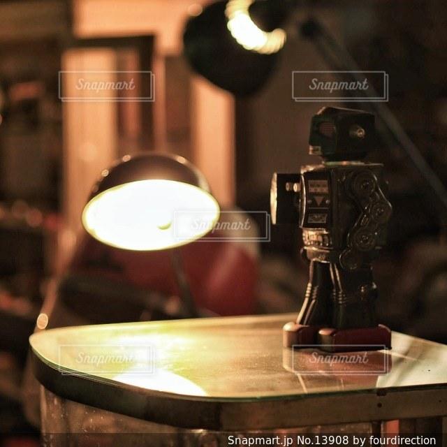 カフェの写真・画像素材[13908]