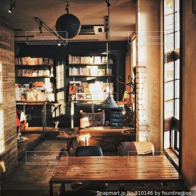 カフェの写真・画像素材[310146]