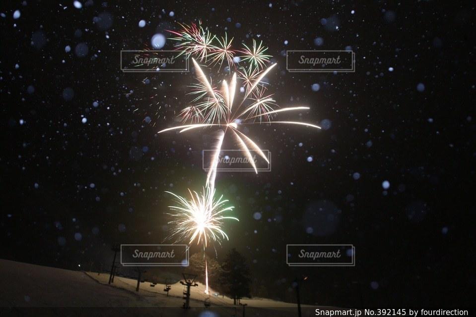 雪の写真・画像素材[392145]