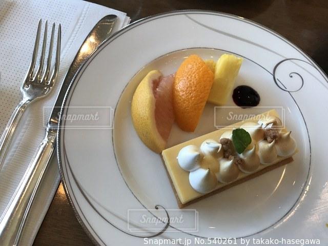 ケーキの写真・画像素材[540261]