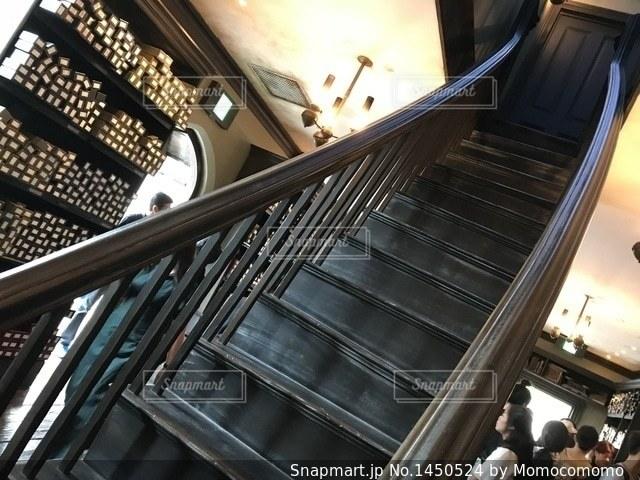 階段の写真・画像素材[1450524]