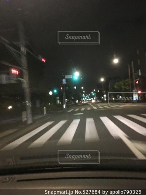 ドライブの写真・画像素材[527684]