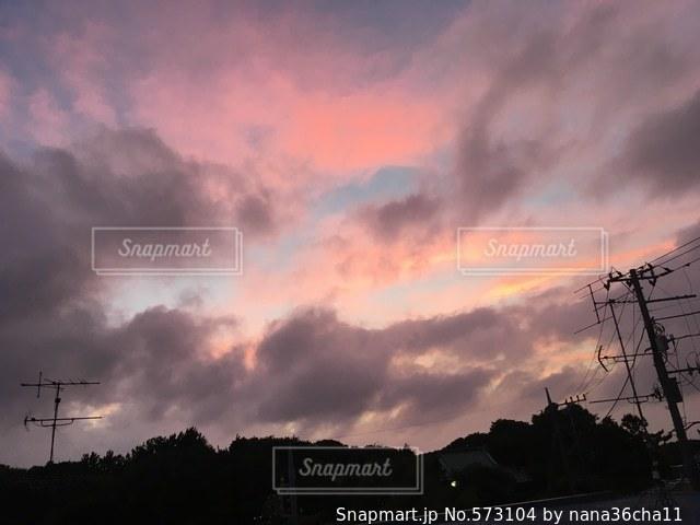 空の写真・画像素材[573104]
