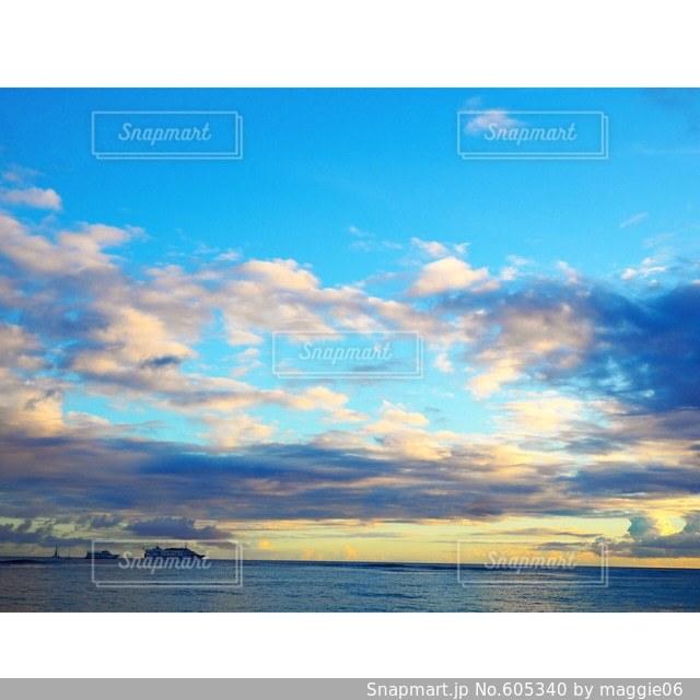 自然の写真・画像素材[605340]