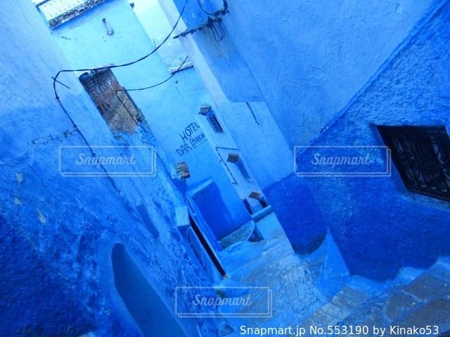 青の写真・画像素材[553190]