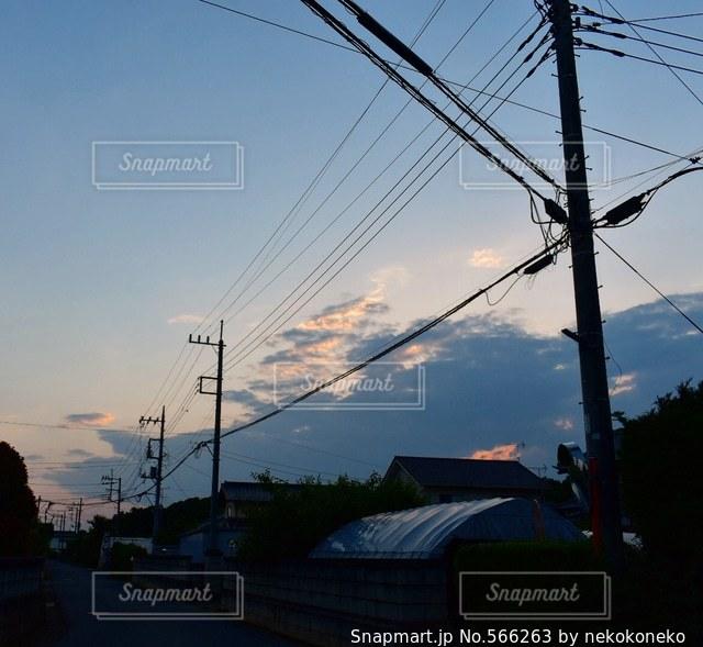 空の写真・画像素材[566263]