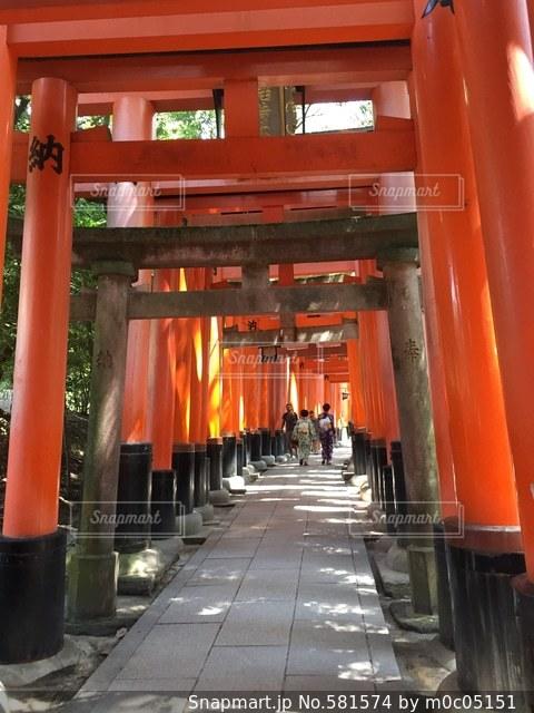 京都の写真・画像素材[581574]