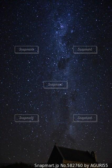 夜景の写真・画像素材[582760]