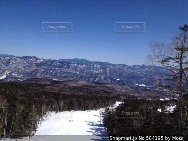 雪の写真・画像素材[584195]