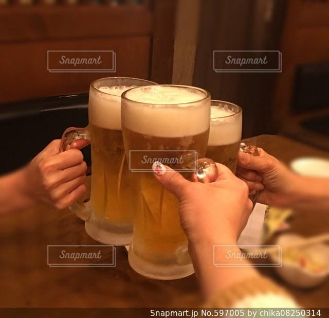 ビールの写真・画像素材[597005]