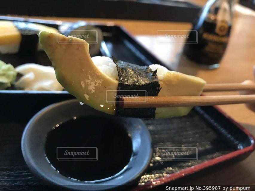 アボカド,料理,寿司