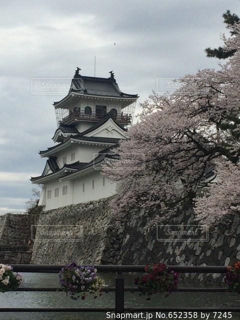 富山城の写真・画像素材[652358]