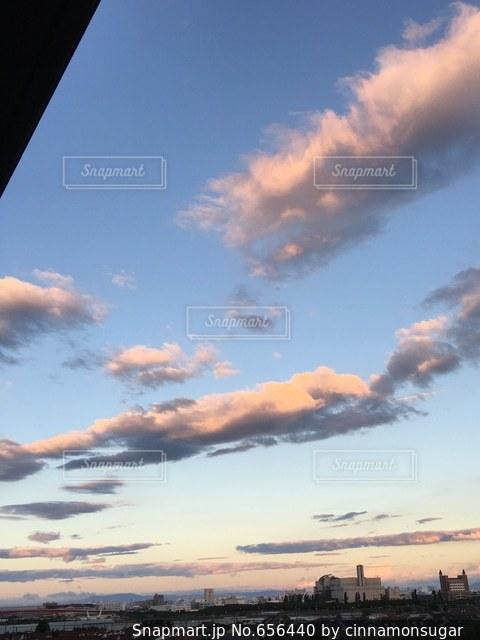 空の写真・画像素材[656440]
