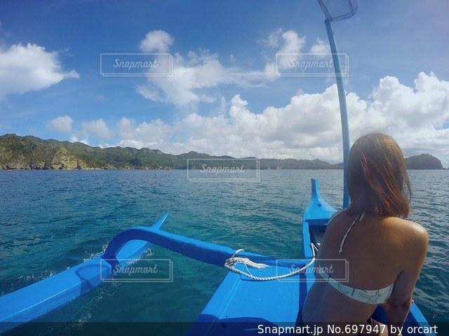 海の写真・画像素材[697947]