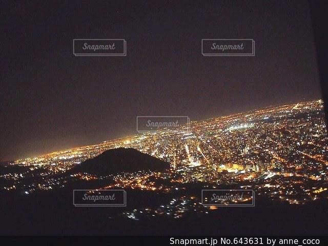 夜景の写真・画像素材[643631]