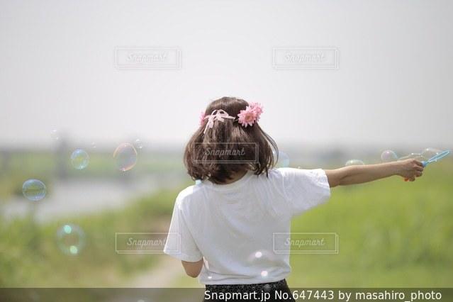 女性の写真・画像素材[647443]