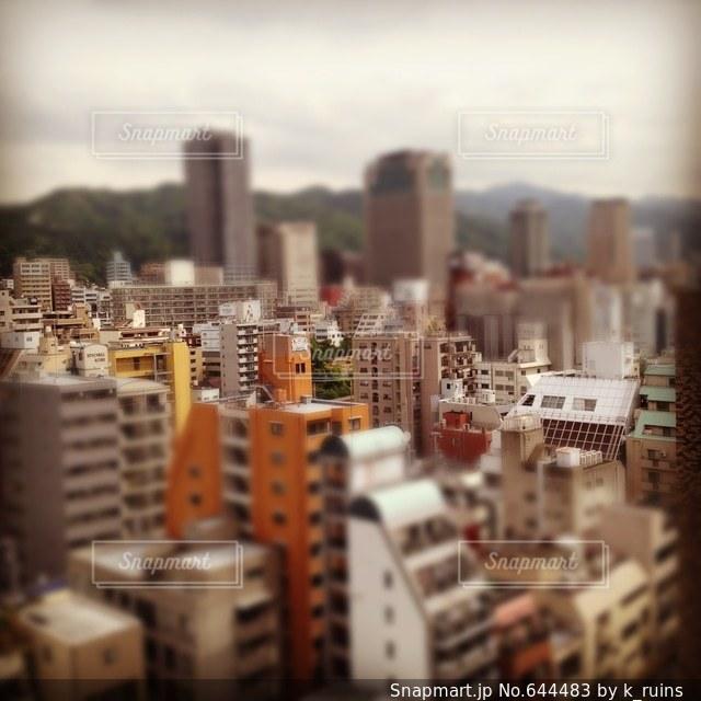 街の写真・画像素材[644483]