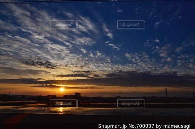 空の写真・画像素材[700037]