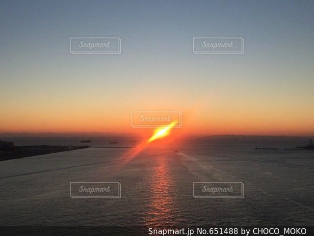 海の写真・画像素材[651488]