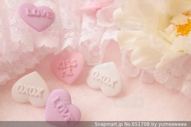 ピンクの写真・画像素材[651708]