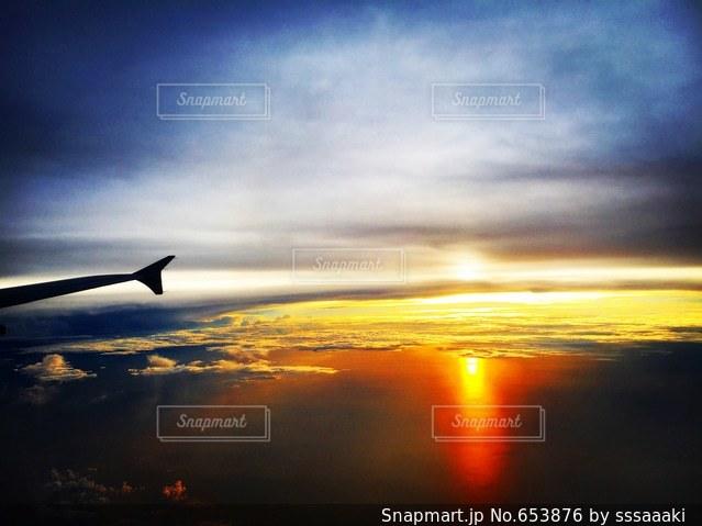 空の写真・画像素材[653876]