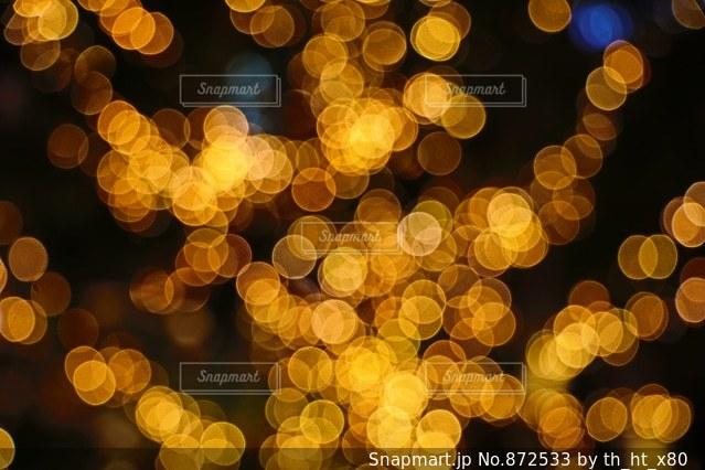 玉ボケの写真・画像素材[872533]